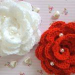 Bloemen Haken Archieven Knit Kids