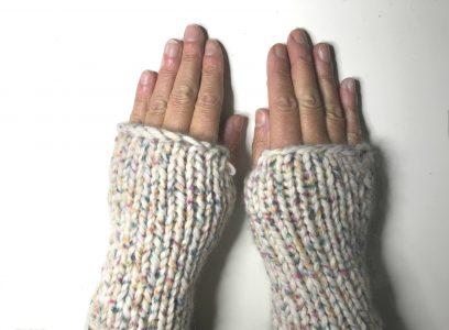 Gebreide Polswarmers Knit Kids